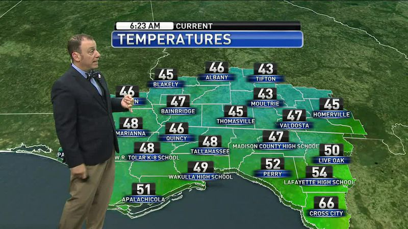 Meteorologist Rob Nucatola gives you the forecast for Friday, Feb. 19, 2021.