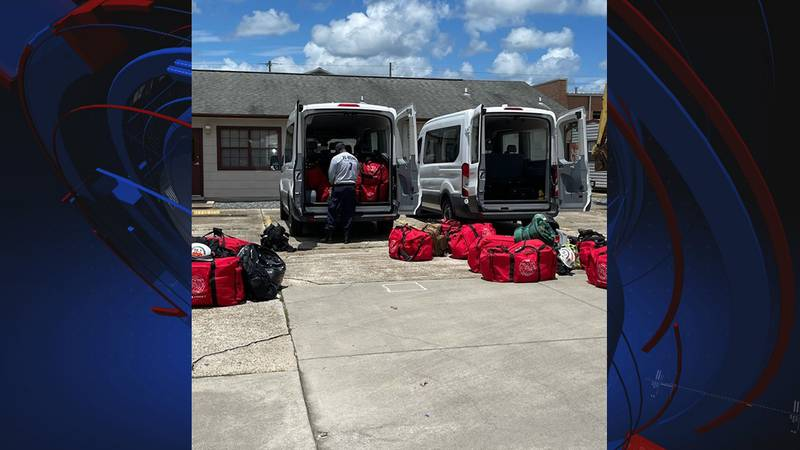 The Tallahassee Fire Department's Urban Search and Rescue Team is being deployed to Surfside to...