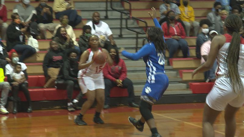 The Leon Lions girls basketball team defeated Godby, 66-35, earning their first win of the...