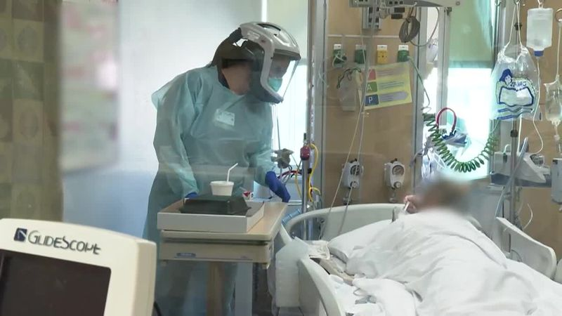 As the US passed a grim milestone today -- 600,000 lives lost to COVID-19 -- top US health...