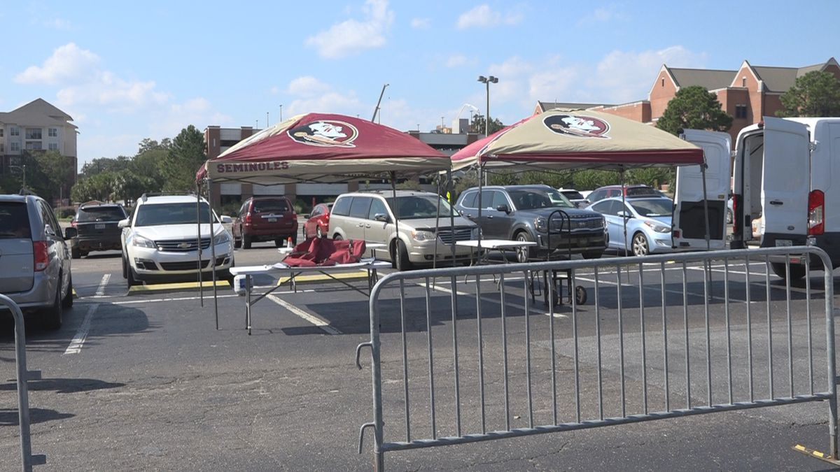 The Downtown Improvement Authority is hosting the first of what leaders hope will be many socially distanced events on Friday night: a drive-in movie at the Donald L. Tucker Civic Center.