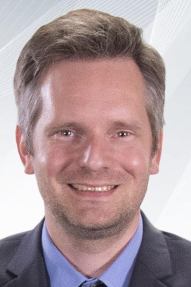 Headshot of Charles Roop, Broadcast & Digital Meteorologist