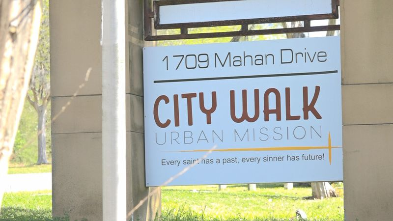 The controversial City Walk Shelter on Mahan Drive was the topic of discussion in a Code...
