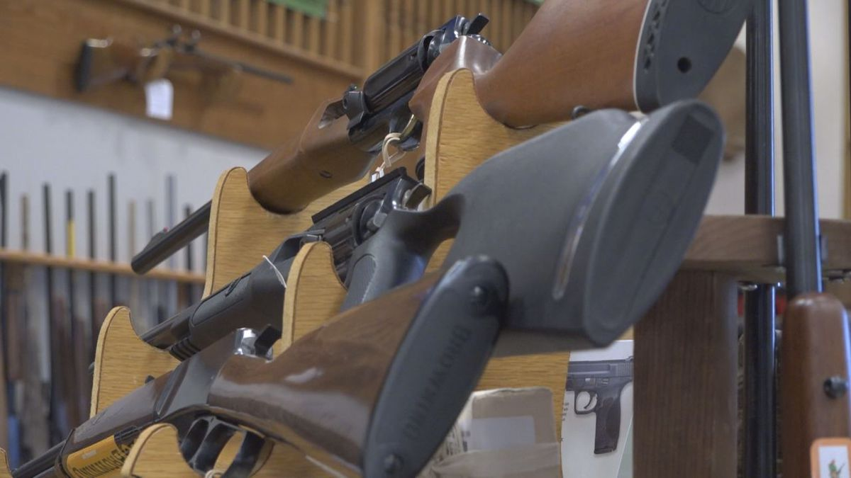 The state of Florida has received a 'C-' grade on the Giffords Law Center to Prevent Gun...