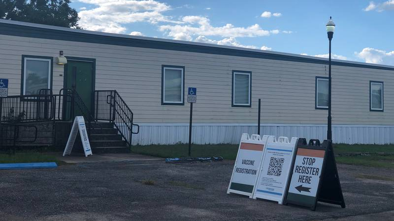 Florida A&M University says it has moved its COVID-19 vaccination site to a mobile unit on...