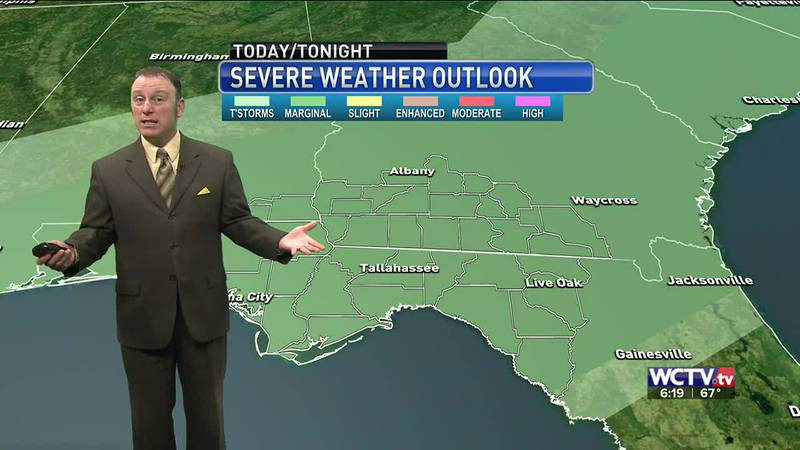 Meteorologist Rob Nucatola gives you the forecast for Wednesday, May 5, 2021.