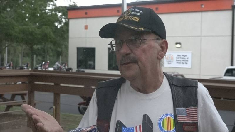 Local Vietnam Veteran Joe West speaks out about events occurring in Afghanistan.