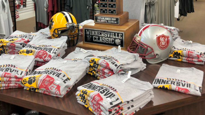 WCTV's Michelle Roberts found out how the entire city of Valdosta prepares for game day in...