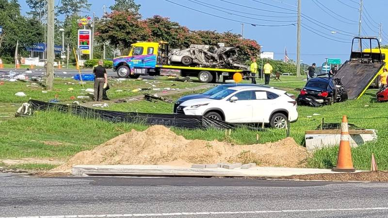 Deadly crash in Tallahassee