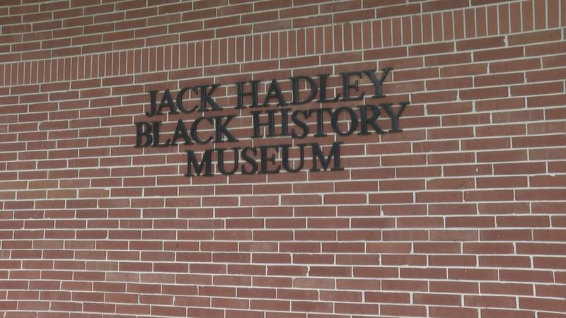 After closing its doors due to the pandemic, the Jack Hadley Black History museum has re-opened...