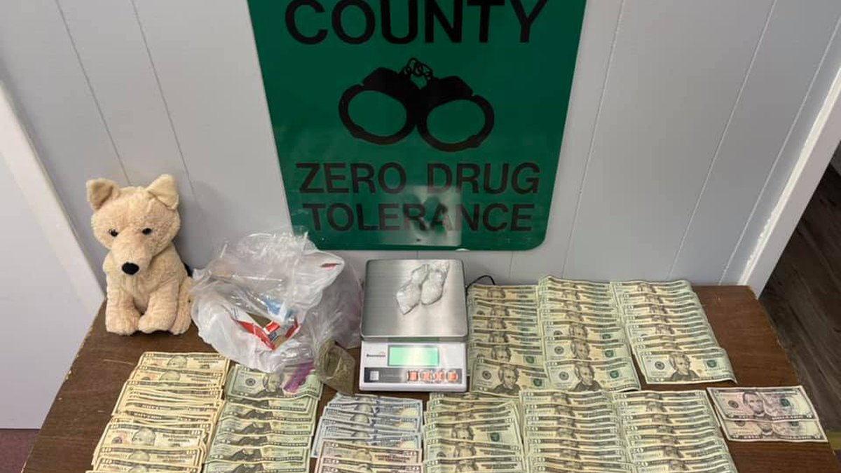 The Liberty County Sheriff's Office arrested a man Tuesday for grand theft and methamphetamine...