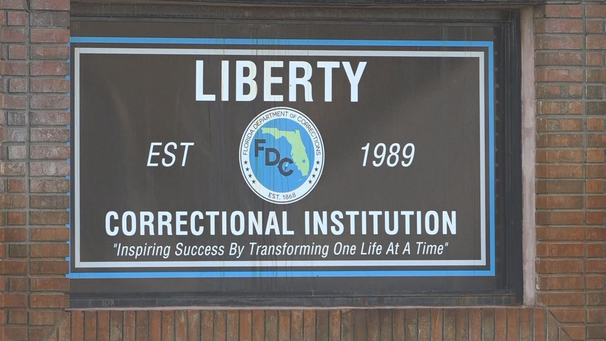 As of May 7, the Liberty County Correctional Institution has 174 positive cases of coronavirus, giving it the highest number of cases at a prison in the state.