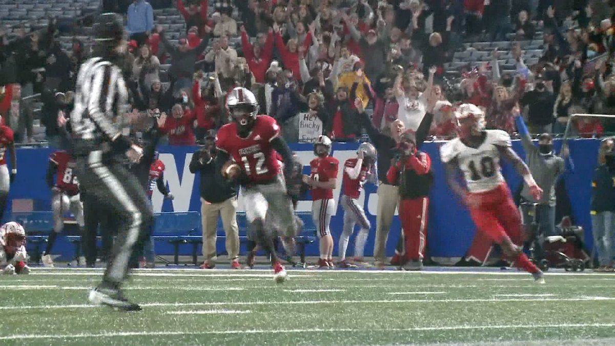 Brooks County and Irwin County meet Monday at Georgia State's Center Parc Stadium in the 1A...