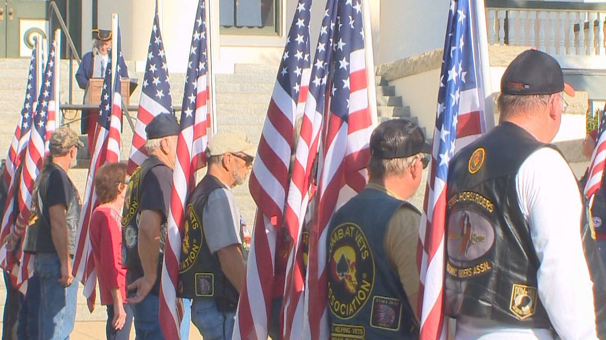 Vietnam Veterans of America Big Bend Chapter #96 will host its sixth annual reading of the Declaration of Independence, followed by a brief history of the founding fathers.