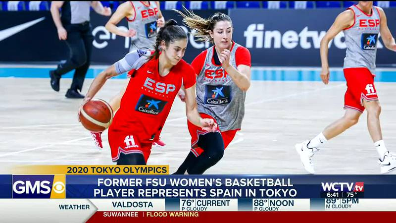 Former FSU women's basketball players react to representing Spain in Tokyo Olympics