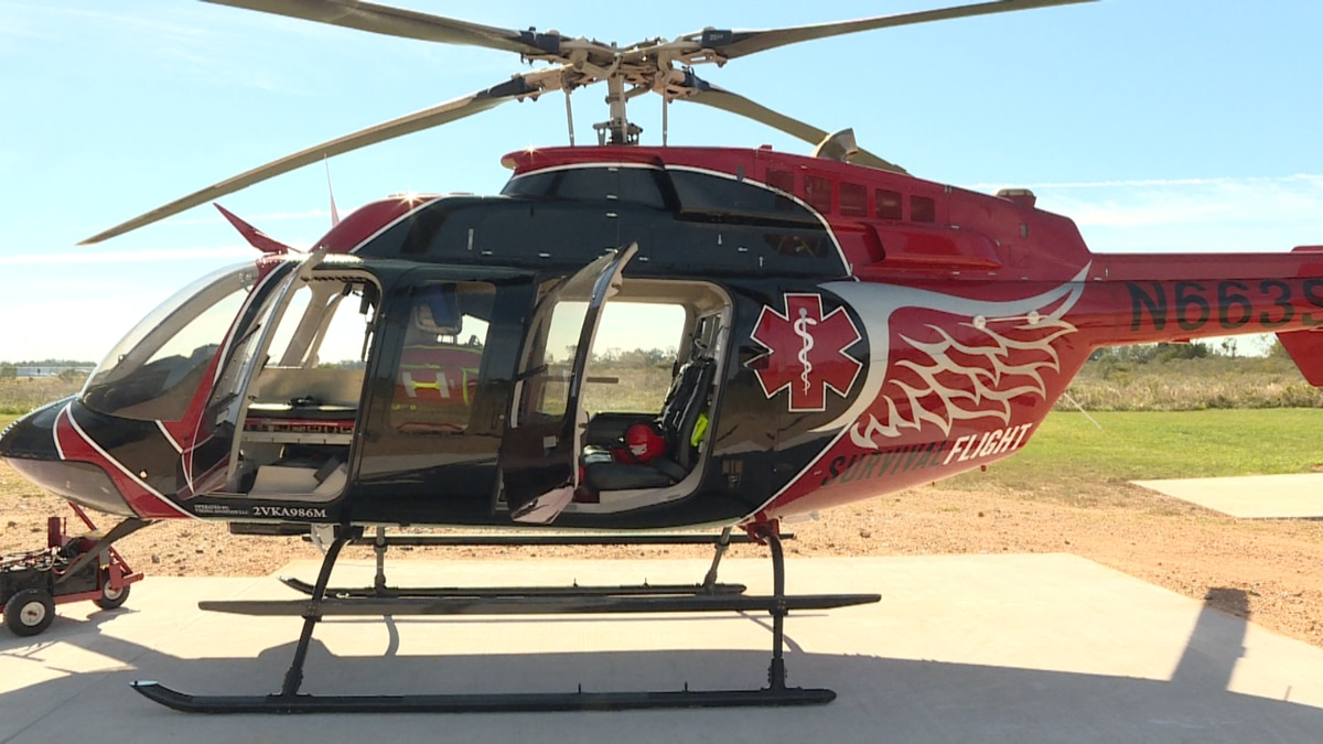 Survival Flight announced Monday that their new base in Miller County Georgia will open on August 7.