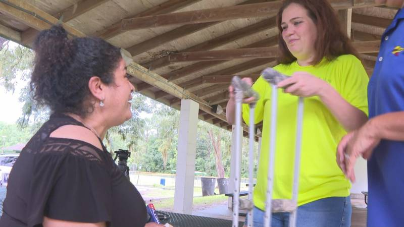 A Monticello woman is recovering after being attacked by a dog over the weekend. And, as she...