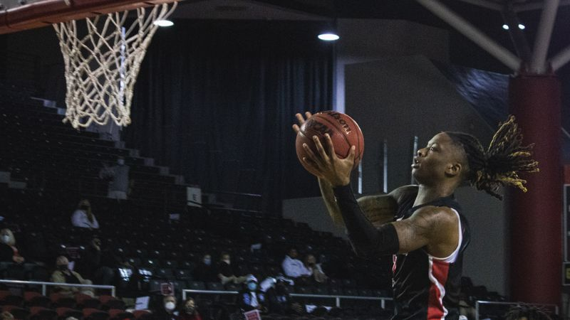 The Valdosta State Blazer men defeat Shorter, completing a weekend sweep.