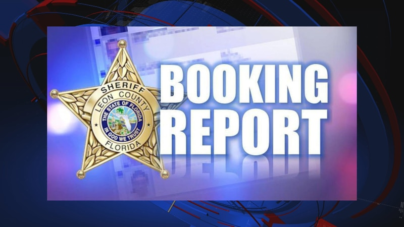 Generic graphic -- Leon County Booking Report