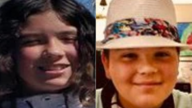 According to the Florida Department of Law Enforcement, Emily and Jonathan Gonzalez are missing...