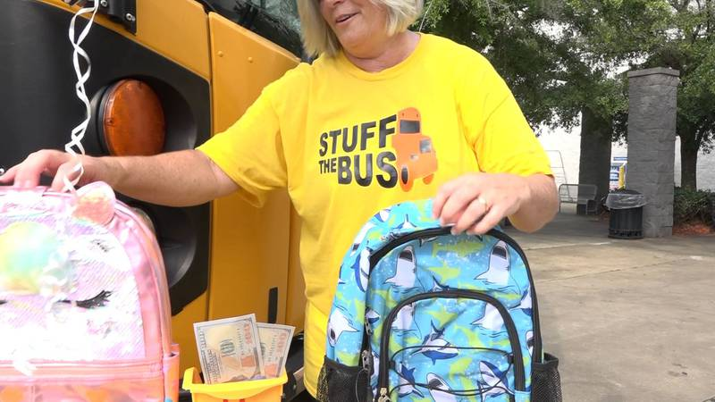 """""""Stuff the Bus"""" event"""