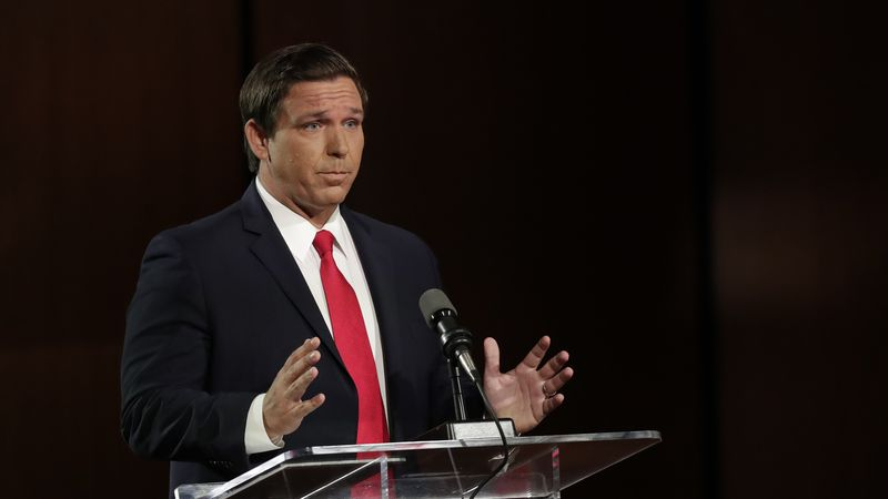 Friday evening, Governor Ron DeSantis activated the National Guard in response to possible...