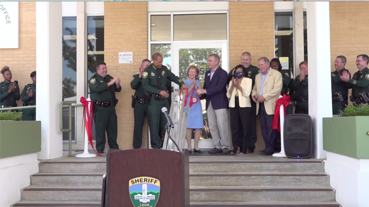 The Leon County Sheriff's Office is aiming to help inmates and former inmates get back on their...