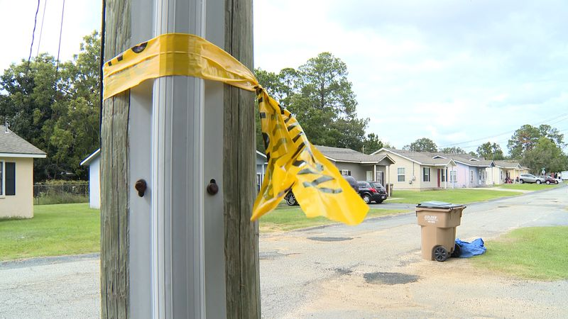 A Tifton toddler was shot and killed at a home on Mosely Avenue.