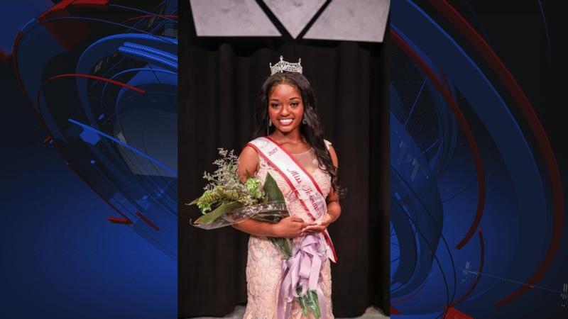 Thomasville High School graduate, Caliyah Sinkfield, was crowned as the 2021 Miss Thomasville.