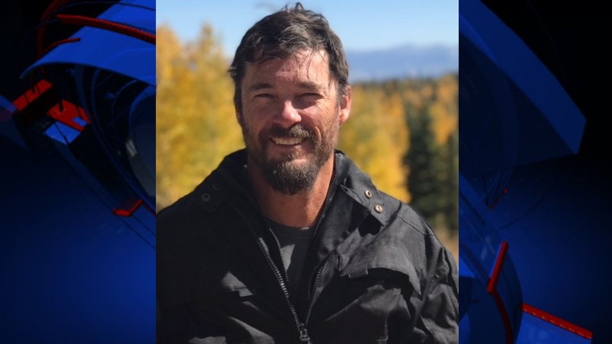 Darren Peterson, a 46-year-old man from Montrose, Colorado, was one of three boaters who were...
