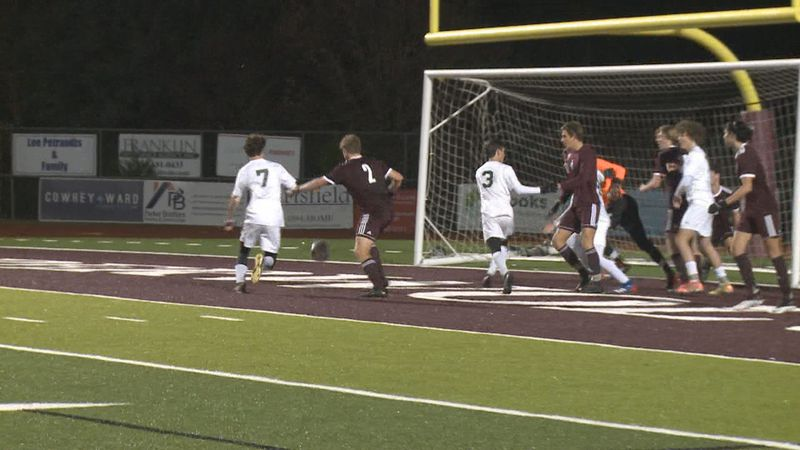 WCTV's Game of the Day involved some soccer action out at Lawton Chiles High School as they...