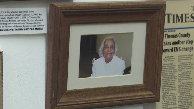 Juanita Varner served in the Thomasville community as a teacher, musician, and inspiration to...