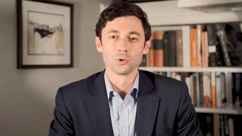 Georgia Senator Jon Ossoff is now pushing to extend the Paycheck Protection Program for small...