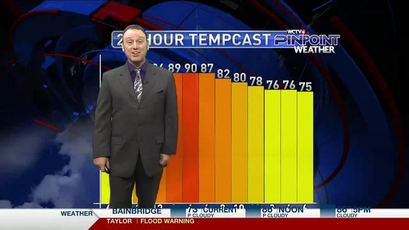 Rob's Thursday Morning Forecast: July 15, 2021