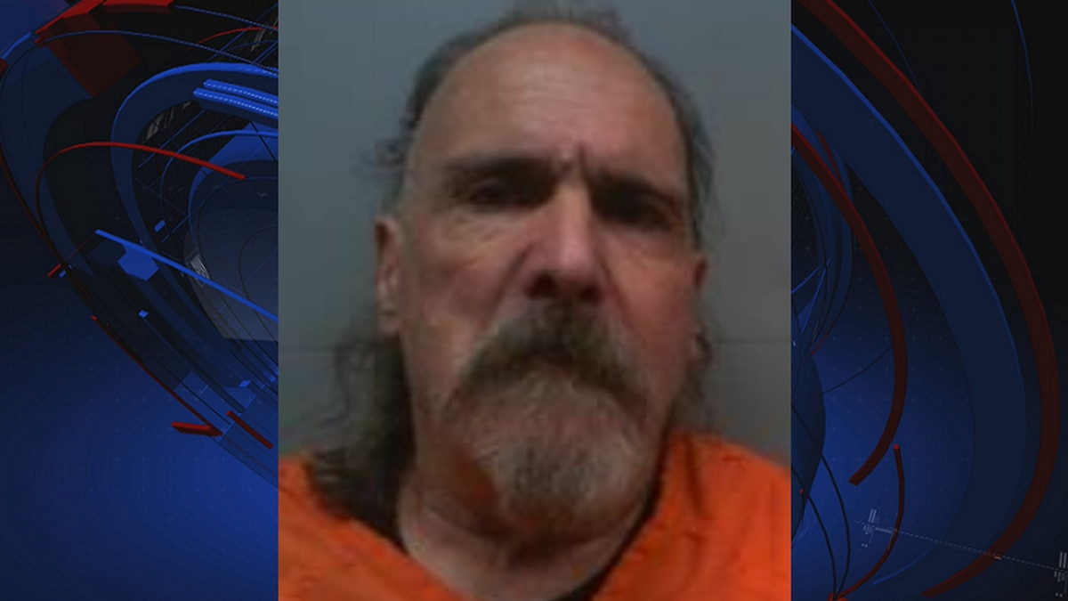 FCSO says 68-year-old Lewis James was taken into custody Tuesday morning at his residence on...
