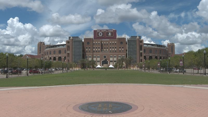 The first FSU football home game of the season means a boost to local businesses