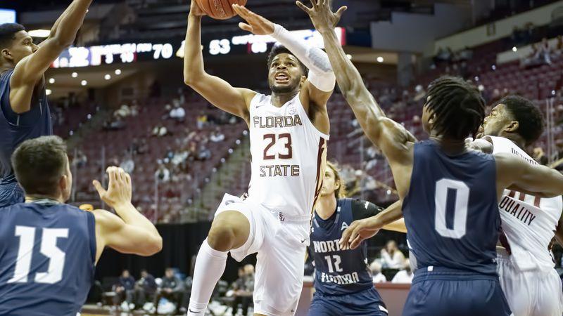 FSU basketball opens the 2020/21 season at home against North Florida