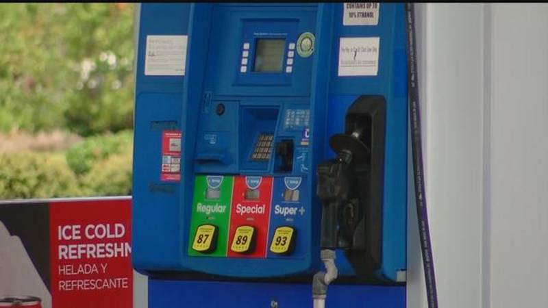The national average price of gasoline has fallen 2.9¢ per gallon in the last week, averaging...
