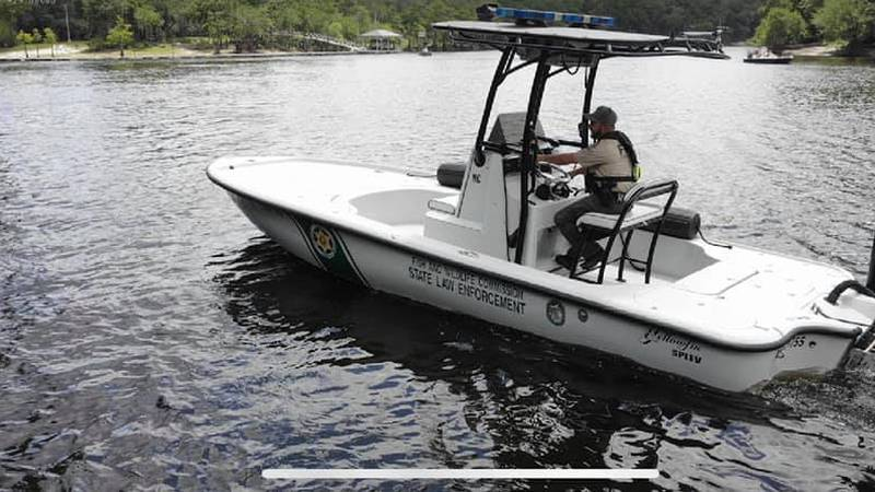 The Suwannee County Sheriff's Office, Suwannee County Fire Rescue and the Florida Florida Fish...