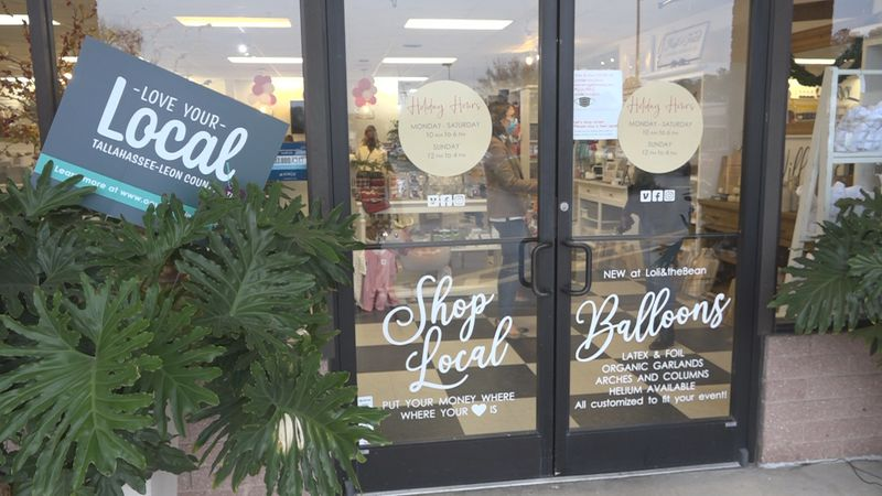 Loli and The Bean is one of the small businesses in Tallahassee hoping for extra support during...