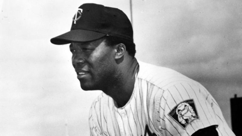 """Former Rattler Jim """"Mudcat"""" Grant passed away last week at the age of 85."""