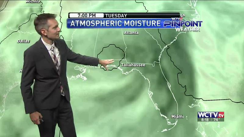 Fred struggles near the Cuban coast Saturday morning, but the odds remain high of seeing some...