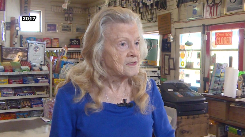 Tuesday, owner of the historic Bo Lynn's Grocery in St. Marks, Joy Brown, or better known as...