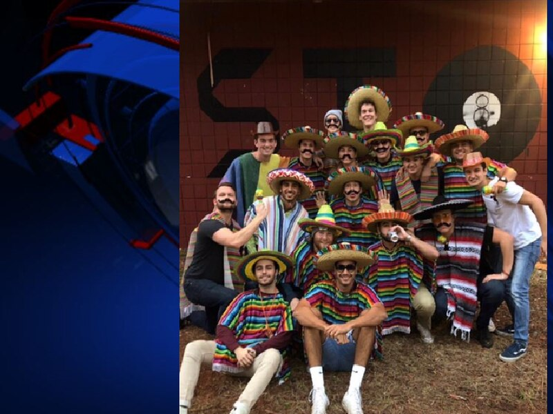 Former Fsu Fraternity Under Fire Over Instagram Post Want to see more posts tagged #mark holton? former fsu fraternity under fire over