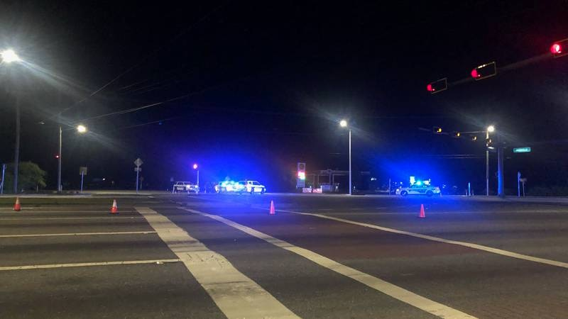 TPD currently investigating crash with life threatening injuries near the intersection of...
