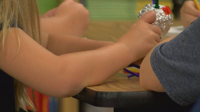 Austin says these strand is affecting children more