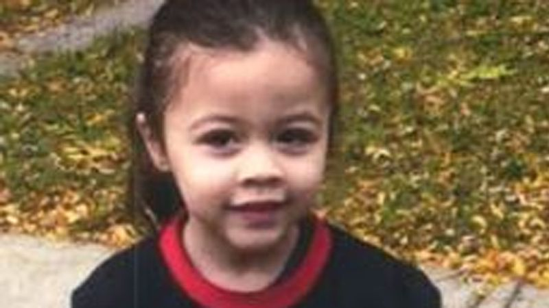 An Amber Alert issued for Javon Washington, 2, has been canceled.