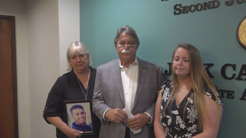 The family of Andrew Coffey talked to WCTV minutes after the final chapter in the prosecution...