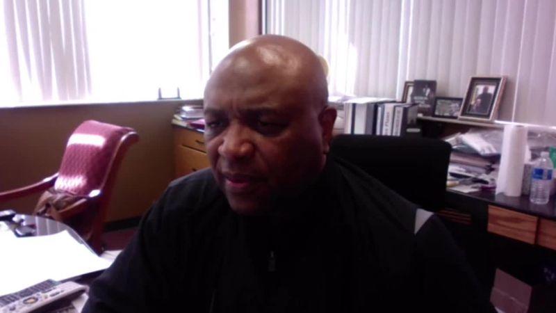 Florida State Men's Basketball Coach Leonard Hamilton speaks to the media ahead of the...