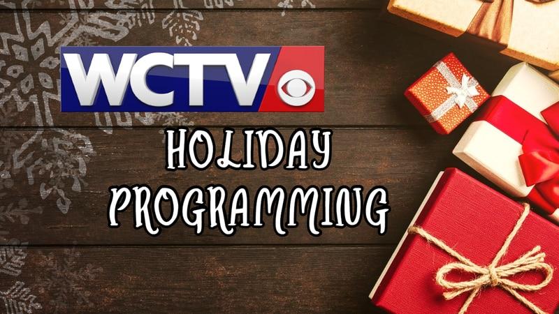 WCTV holiday programming